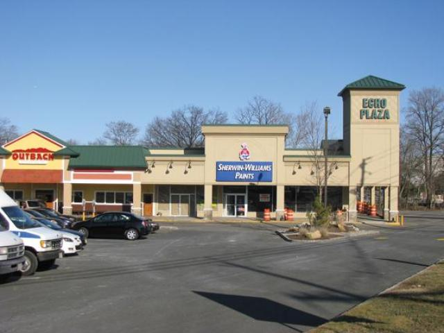 Echo Plaza Shopping Center | Lowther's Contracting, LLC